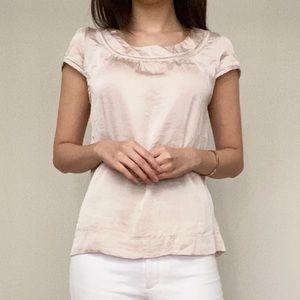 2/$15 H&M • Soft Pink Top